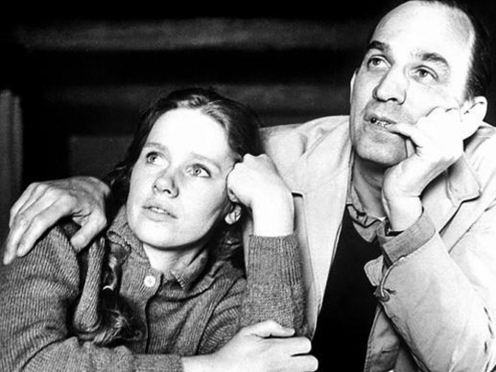Liv Ullmann e Ingmar Bergman, la relación que recuerda hoy el ciclo 'Heraldo de Cine'.