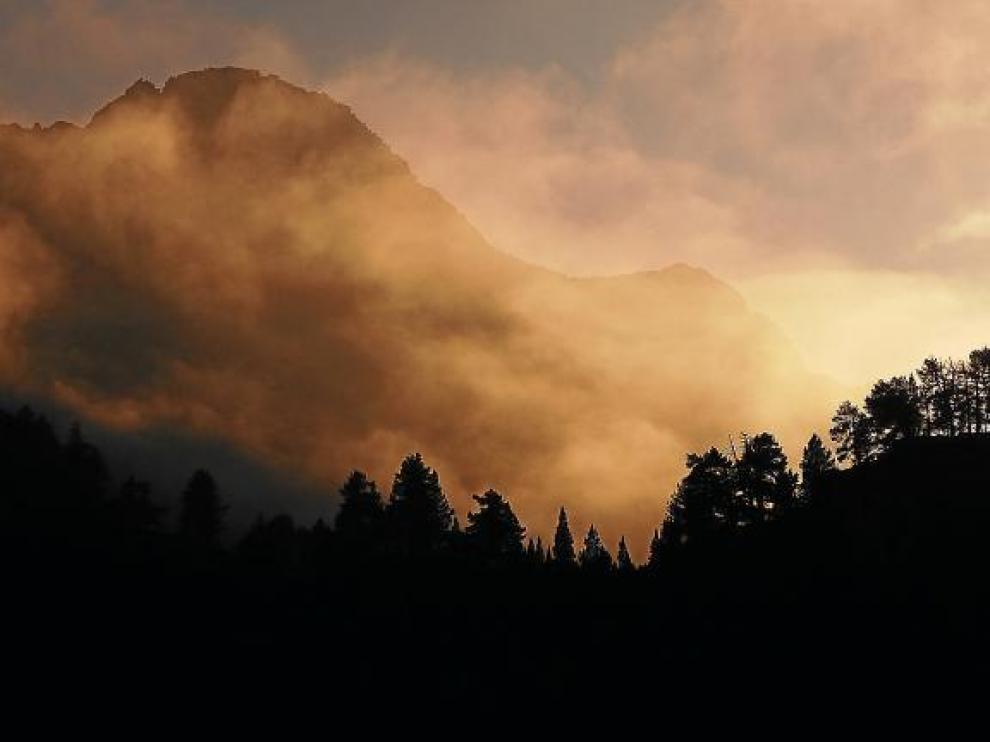 Imagen de los Pirineos