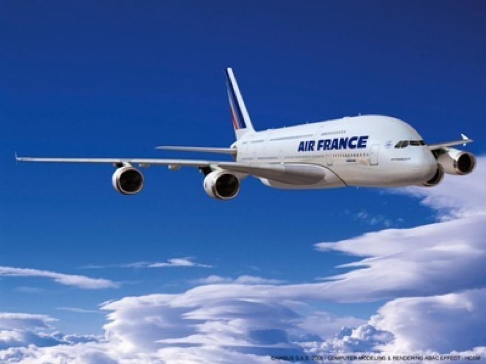 Air France anula el 60% de sus vuelos este martes