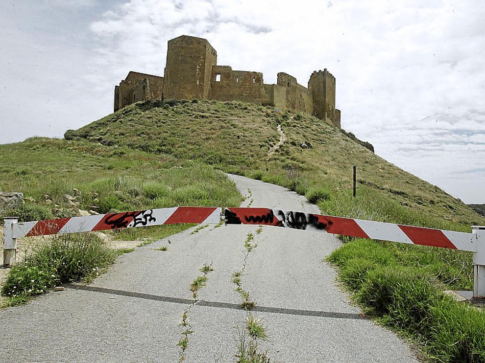 El castillo permanece cerrado