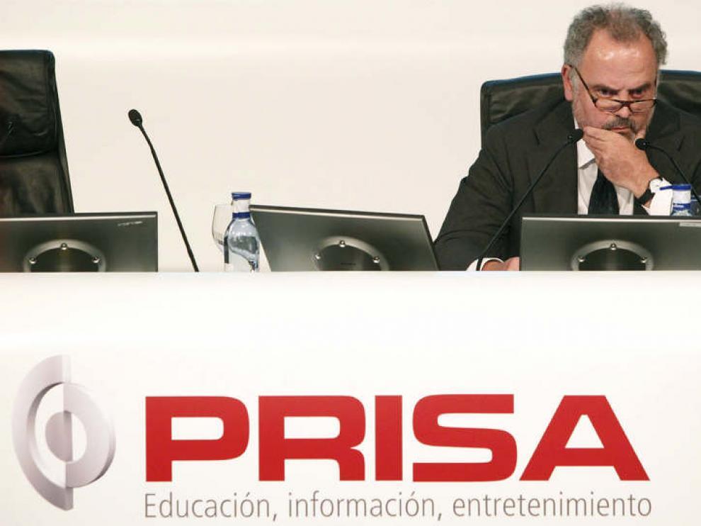Prisa supera los 2.000 millones de pérdidas