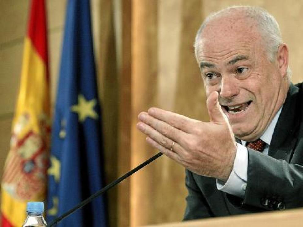 José Manuel Campa, secretario de Estado de Economía.