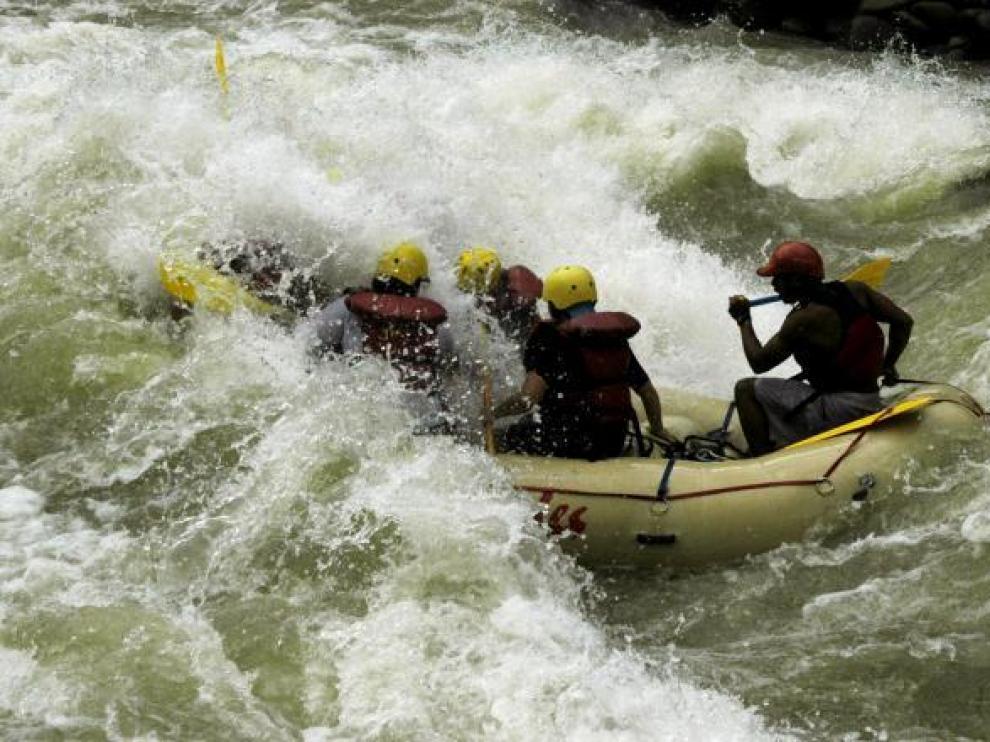 La ruta 'Costa Rica a tu aire' está tomada de 'Pekín Express'.