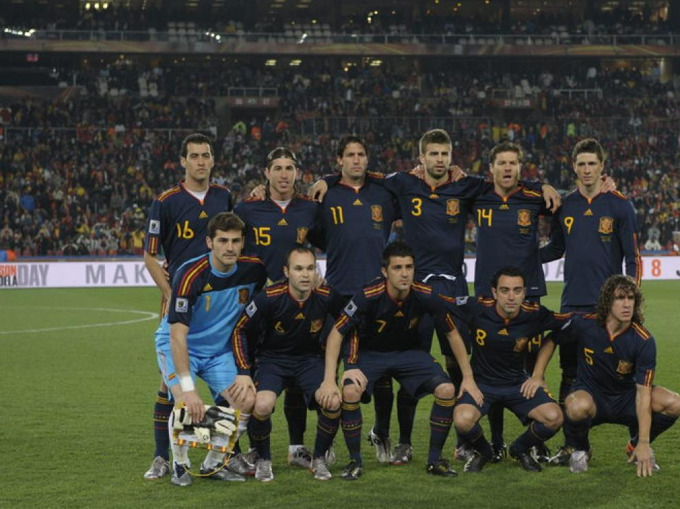 PARAGUAY 0<br> ESPAÑA 0