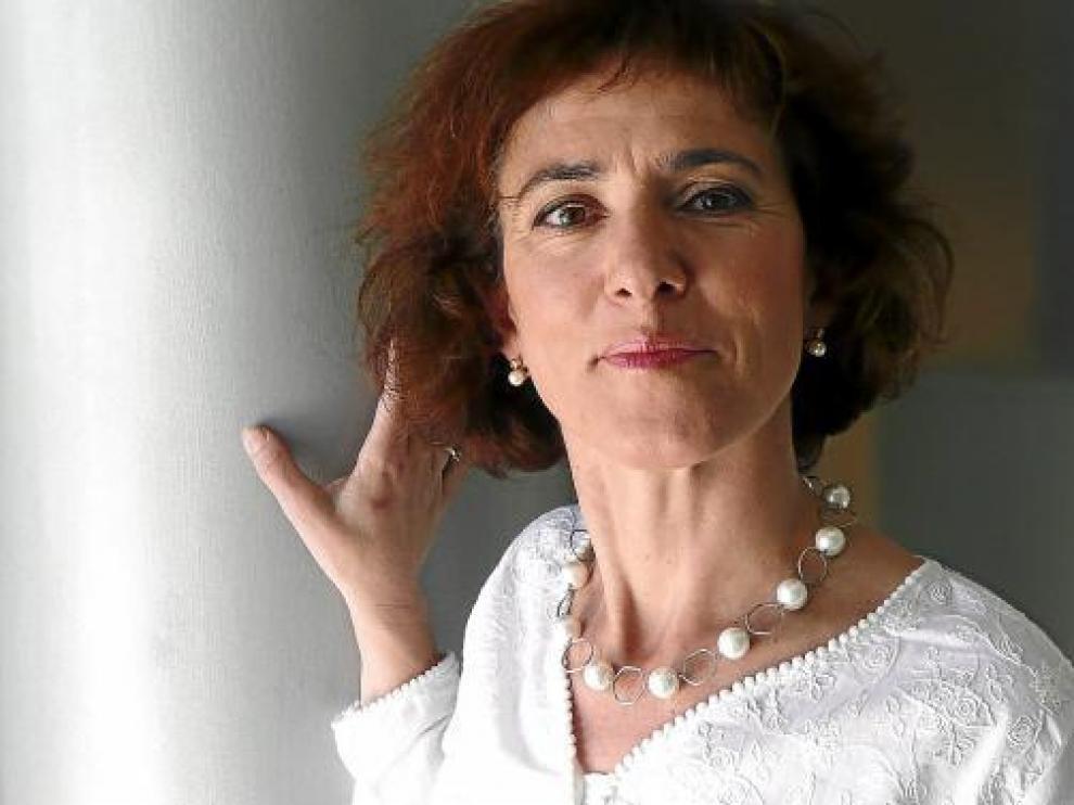 María Dolores Gimeno se ha ocupado de la edición de las cartas de José Nicolás de Azara.