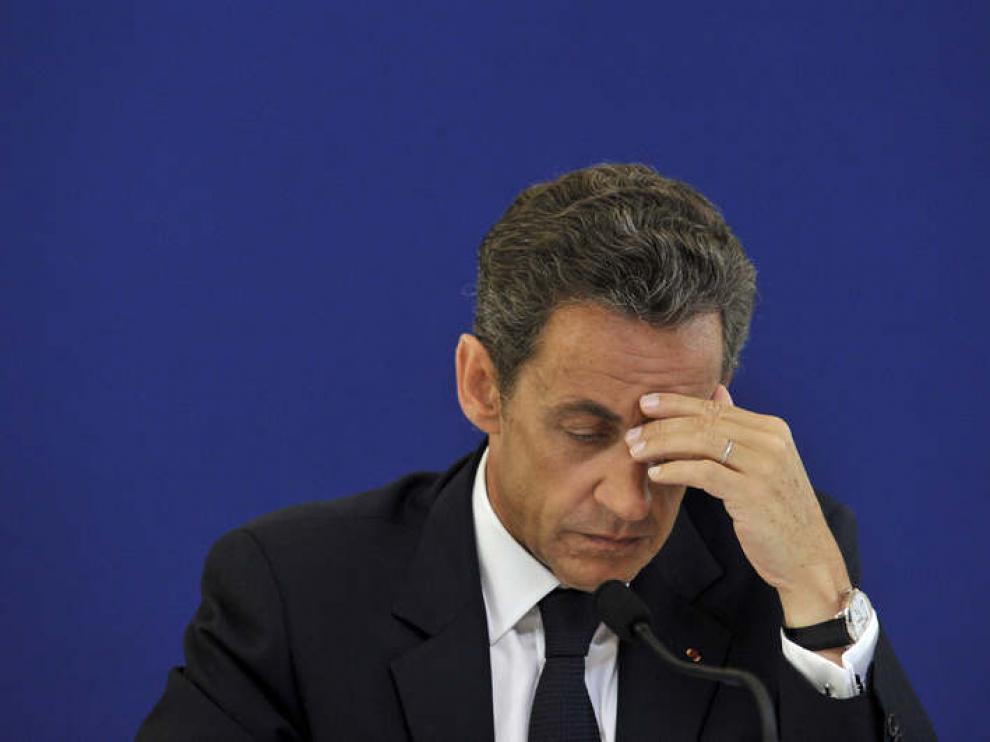 La Justicia investiga la presunta financiación ilegal a Sarkozy