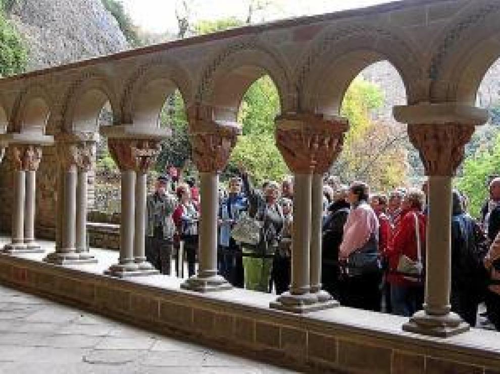 El monasterio ha tenido una gran influencia en la historia de Aragón.