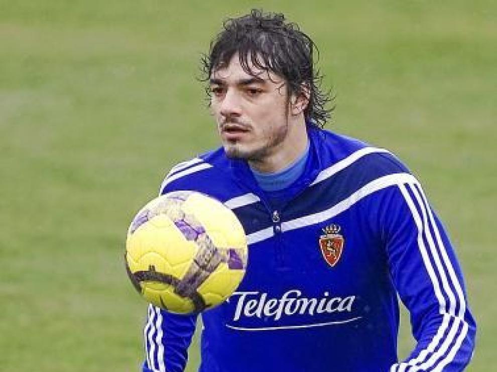 Matteo Contini sigue en el Zaragoza.