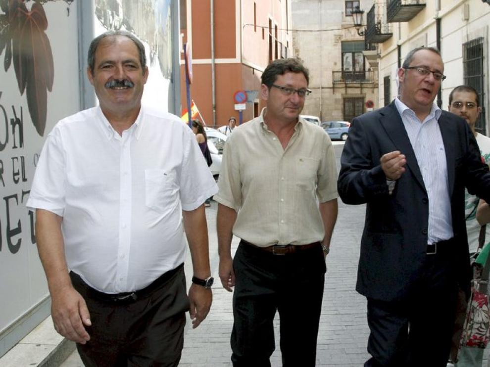 Los tres ediles de Orihuela, en libertad sin fianza