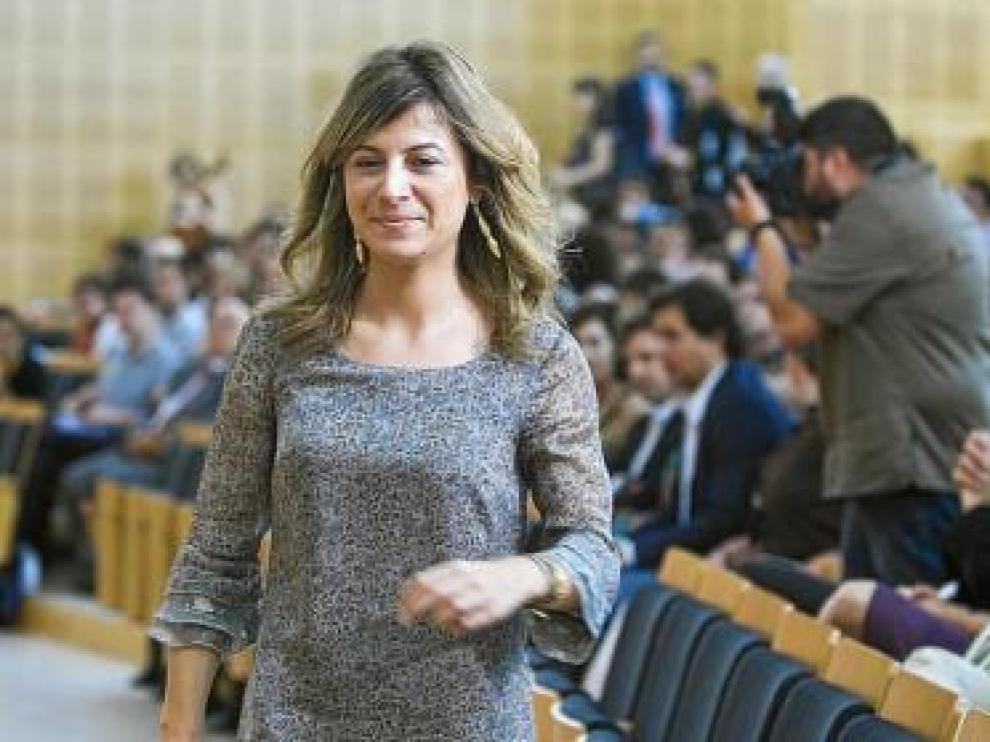Bibiana Aído, secretaria de Estado de Igualdad.