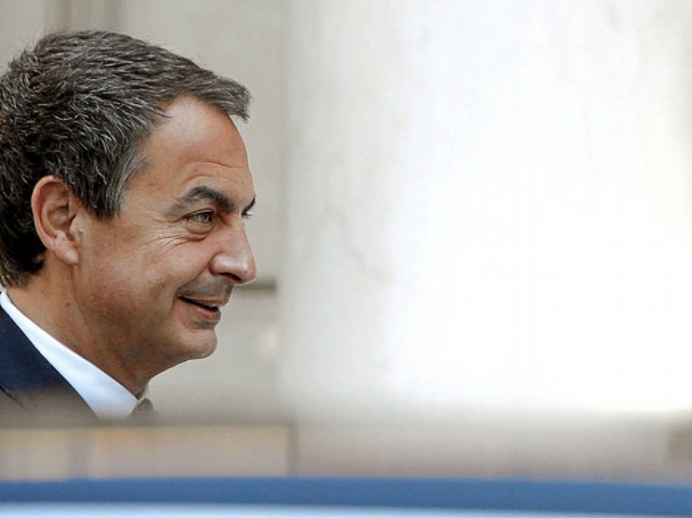 Rodríguez Zapatero y Mariano Rajoy