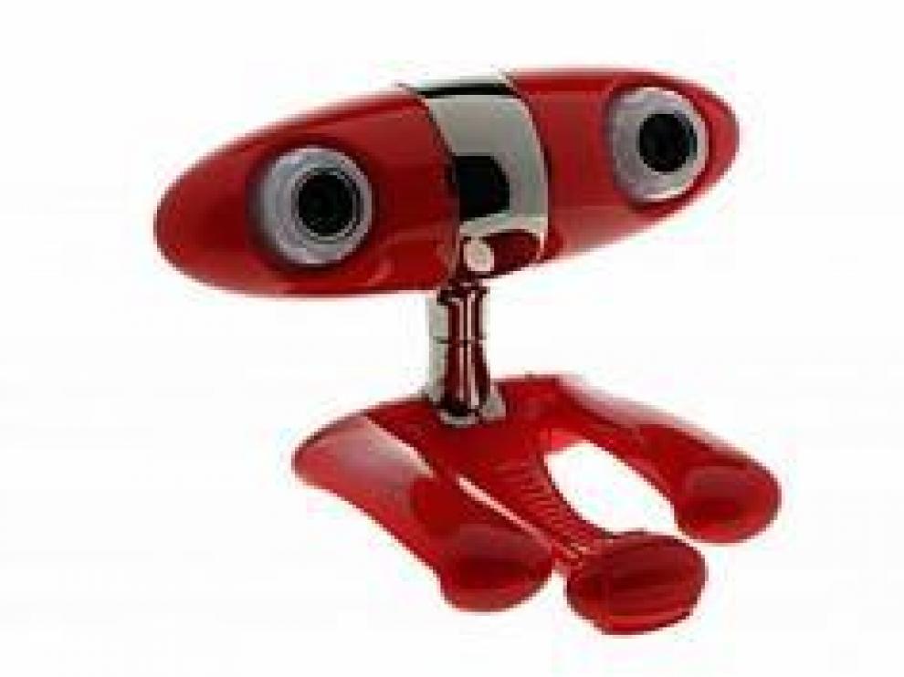 Minoru 3D, la primera webcam que podía grabar en tres dimensiones.