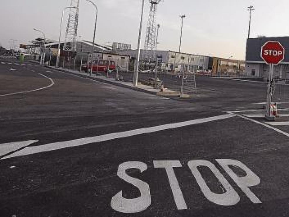La nueva terminal de carga abrirá finalmente en septiembre