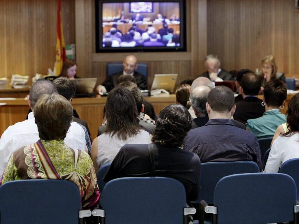 El juicio a los 22 miembros de Udalbiltza-Kursaal