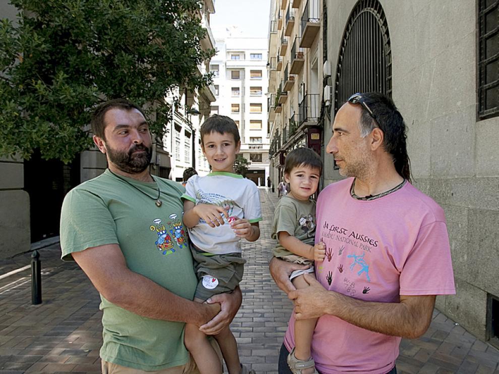 Han pasado nueve años desde que fueran detenidos en Génova.