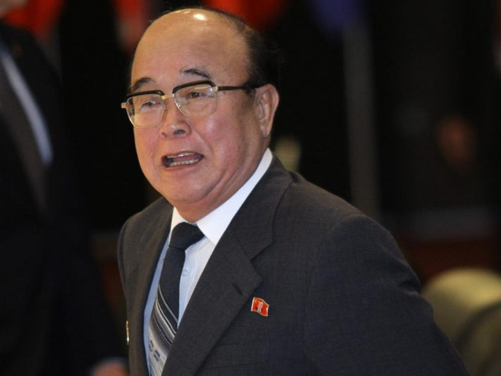 El ministro norcoreano Park Ui Chun