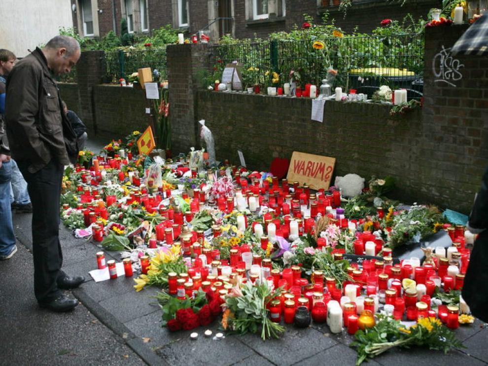 Conmoción y dolor por la muerte de 19 personas en la Love Parade