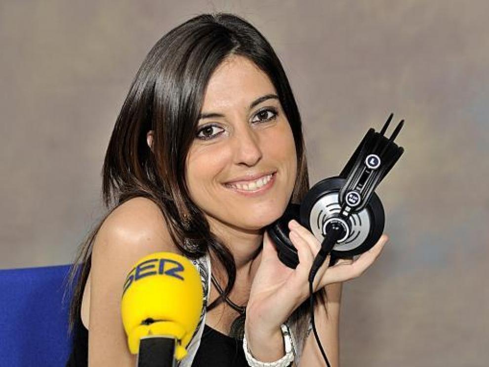 Laura Martínez, directora de deportes de la cadena SER desde la semana pasada.