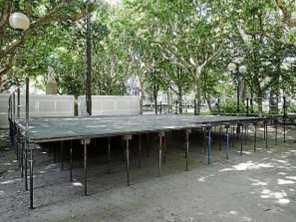 Parque Miguel Servet