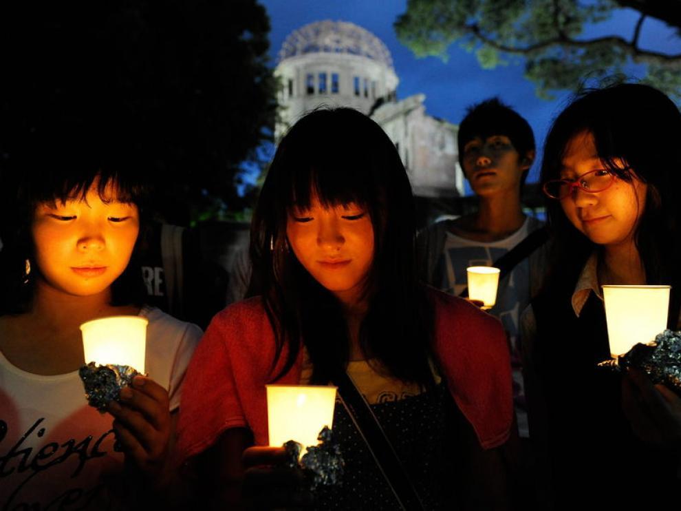 Acto de recuerdo a las víctimas
