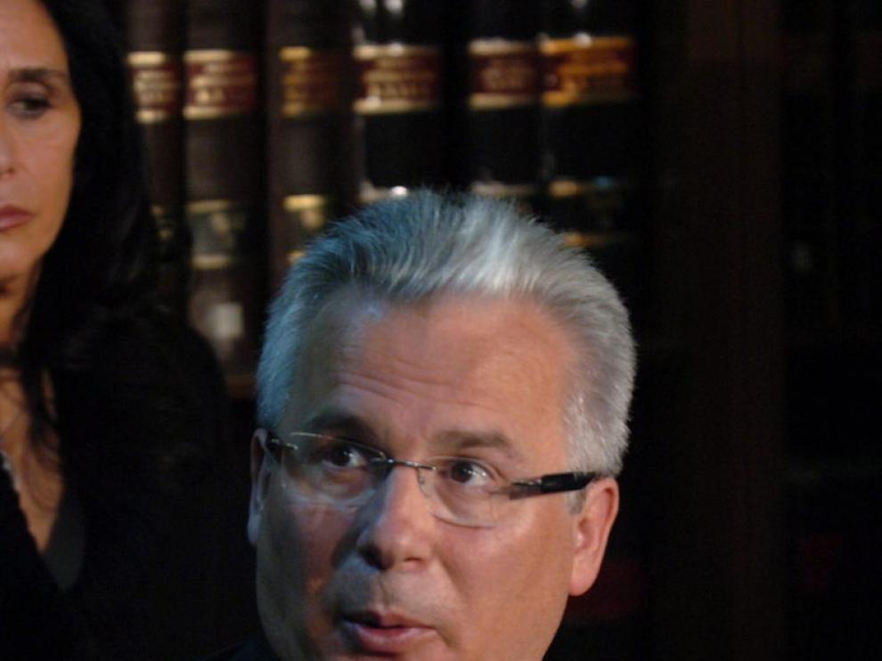 El juez español Baltasar Garzón