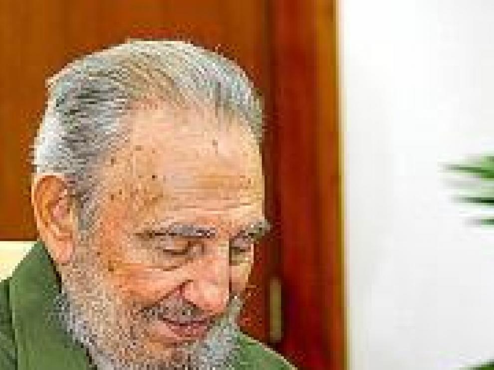 Fidel Castro, en una imagen de archivo
