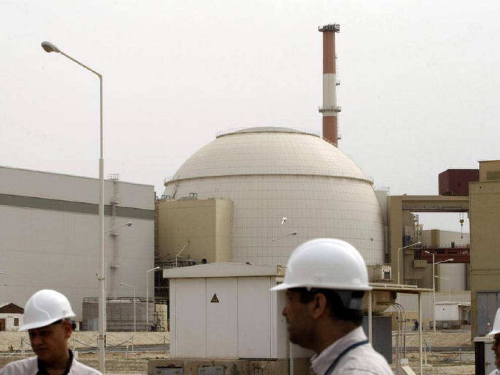 Central atómica de Bushehr
