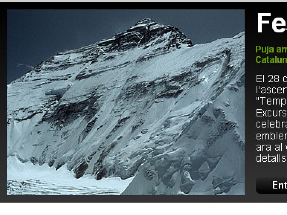 TV3 corrige el texto en el que ubicaba en Cataluña los picos del Aneto y el Vallibierna