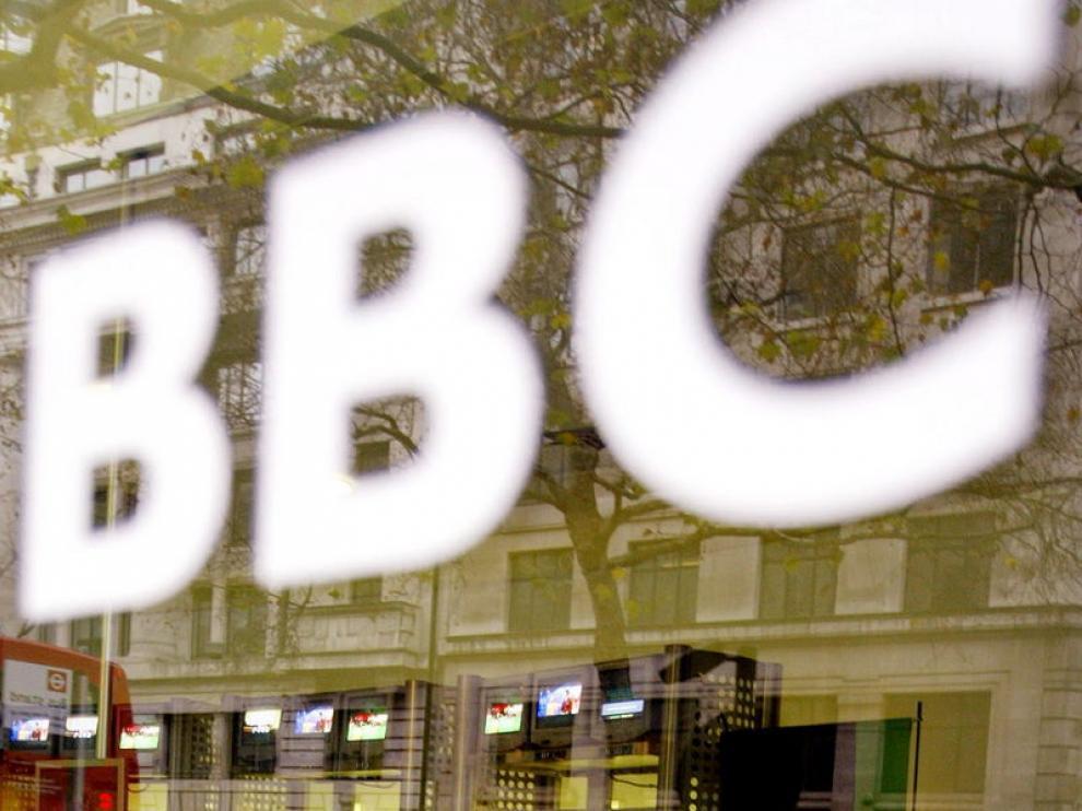 La sede de la BBC en Londres