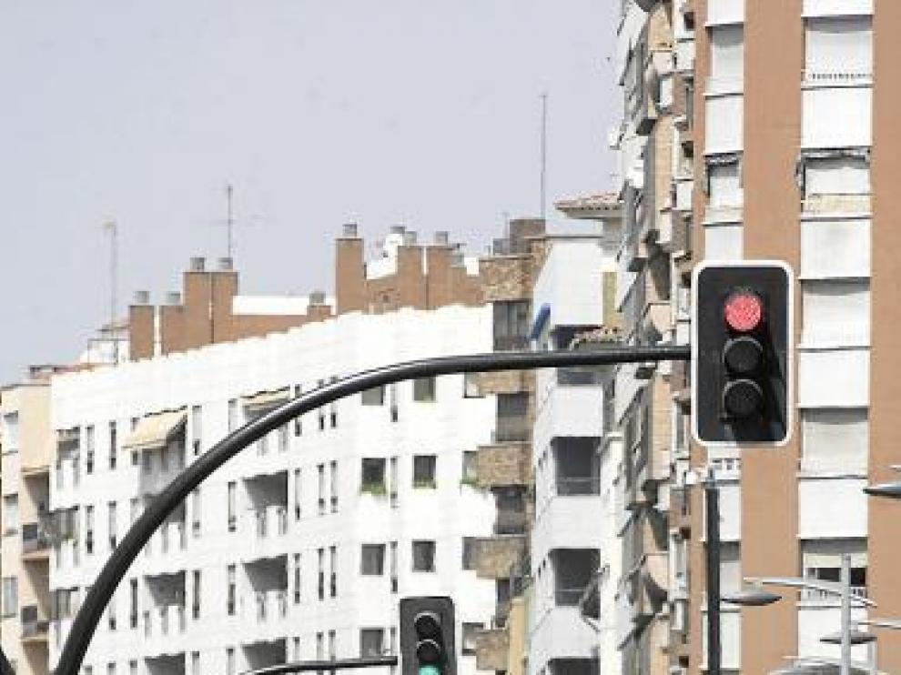 Los semáforos enTenor Fleta
