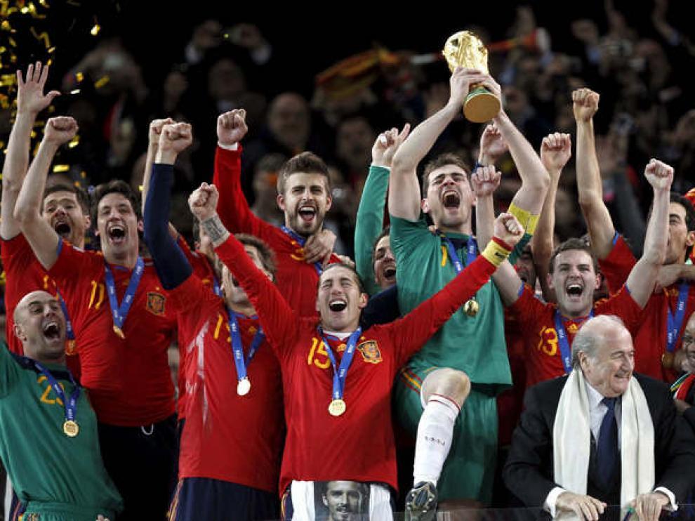 La selección española, Premio Príncipe de Asturias 2010
