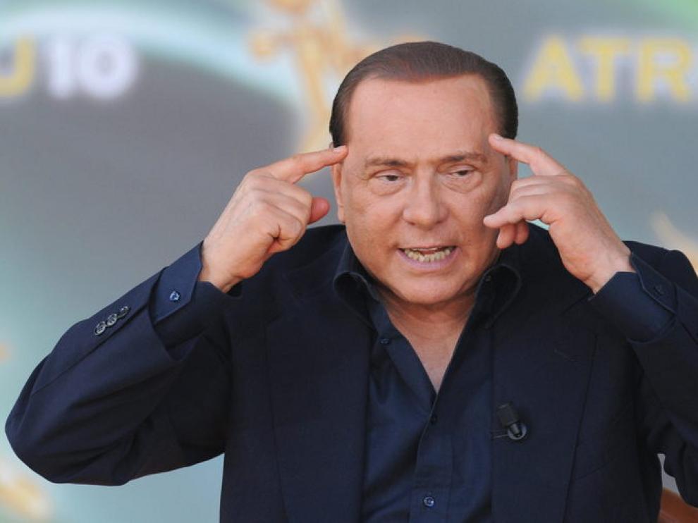 El ministro italiano, durante unas jornadas con la juventud de su partido