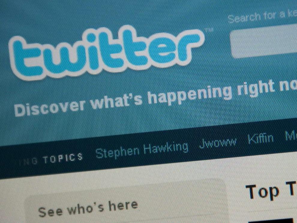 Página de Twitter