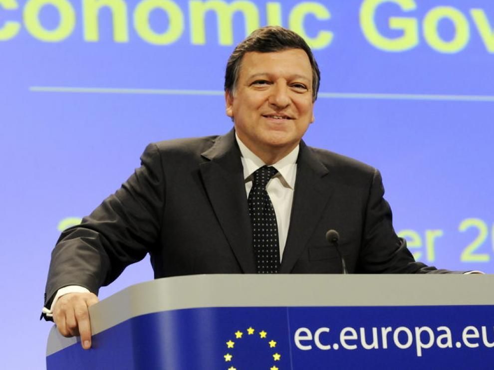 Jose Manuel Durao Barroso, en la Comisión Europea