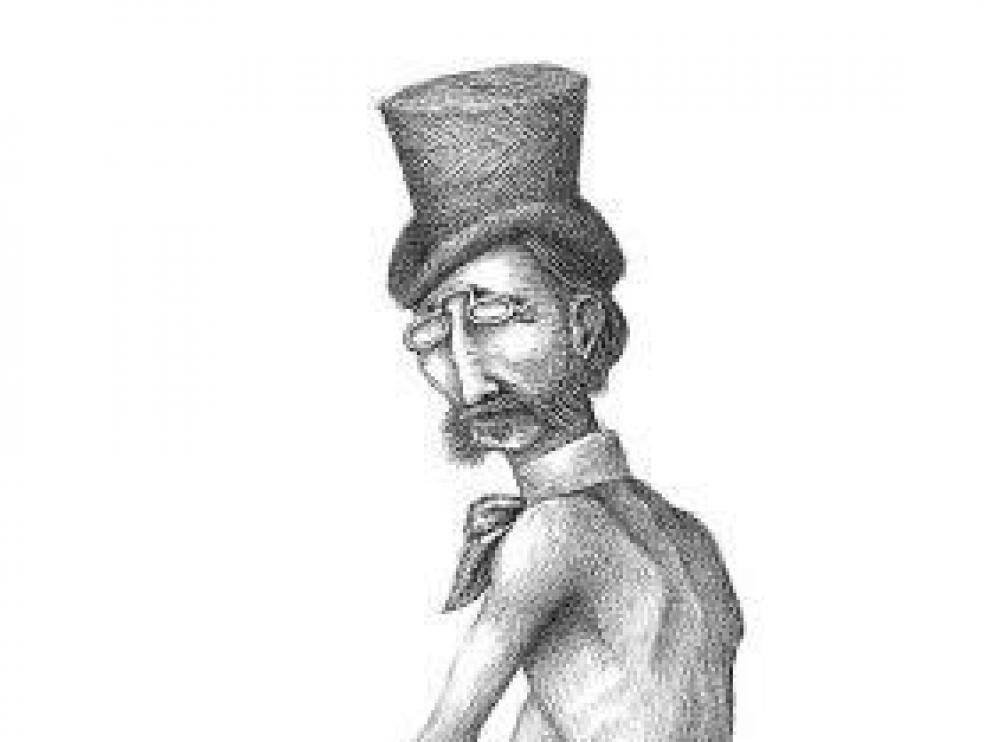 'Adán', por Francisco Meléndez.