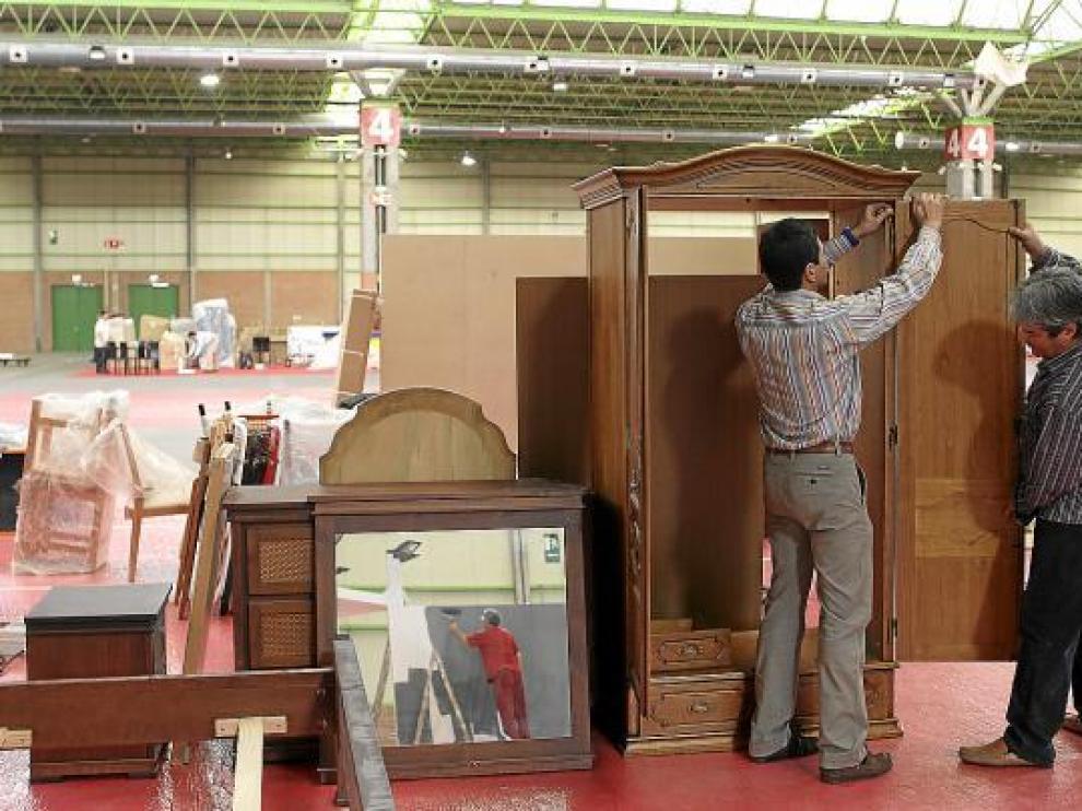 Muebles, videojuegos y coleccionismo, novedades de la Feria General