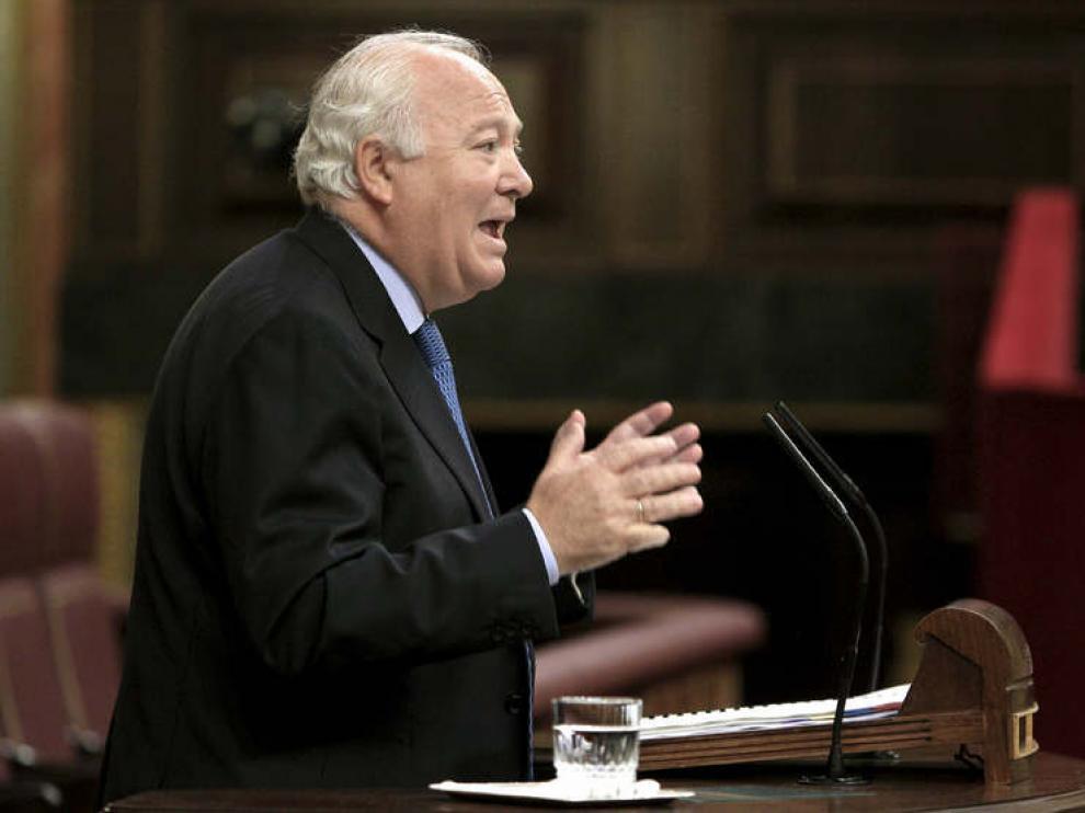 El responsable de la Alianza de Civilizaciones, Miguel Ángel Moratinos.