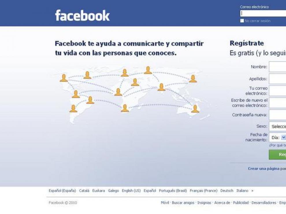 Captura de Facebook.