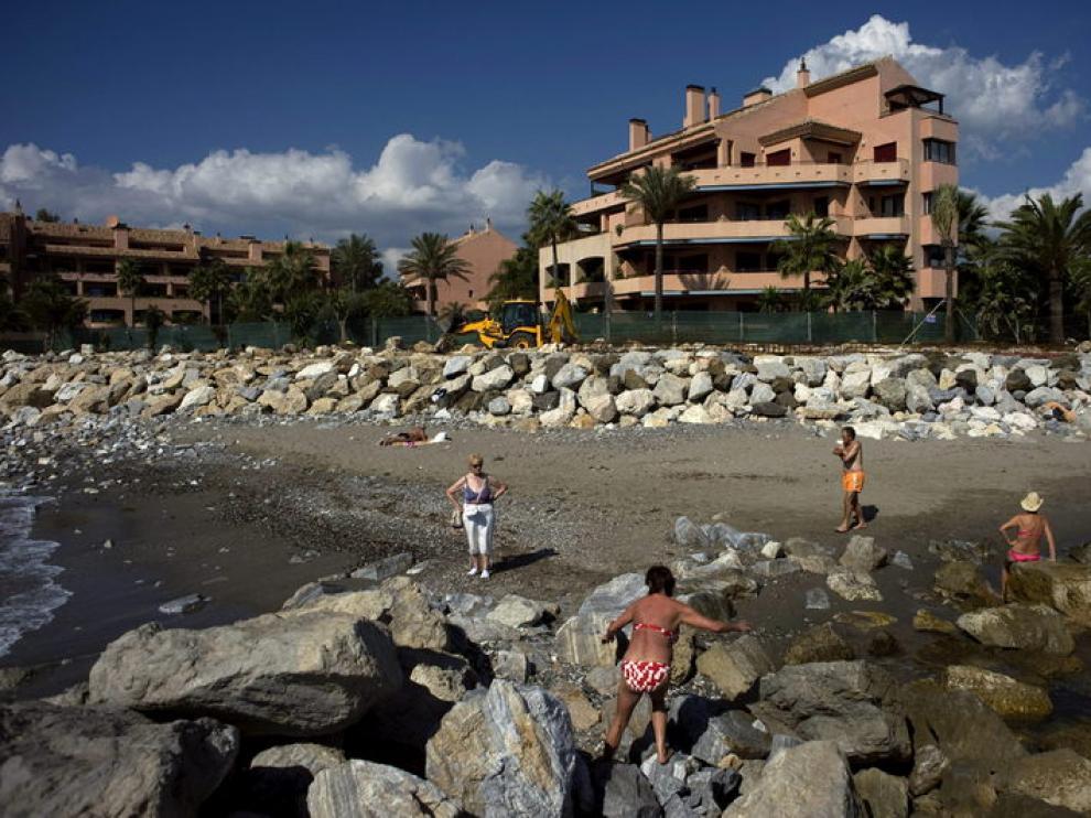 Casa de lujo de Connery en Marbella