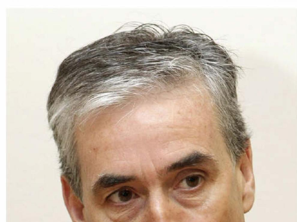 Ramón Jáuregui, ministro de Presidencia