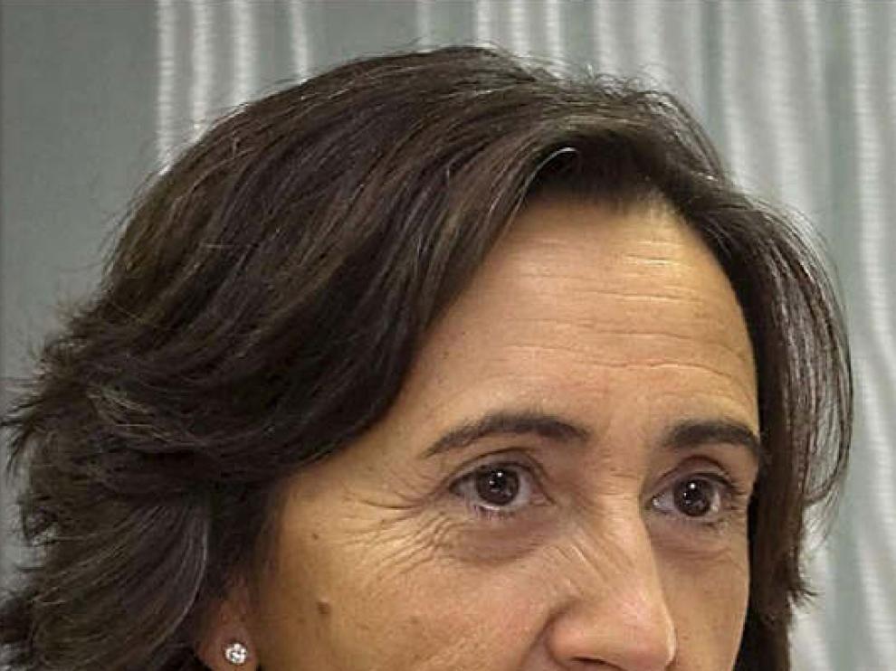 Rosa Aguilar en una imagen de archivo.