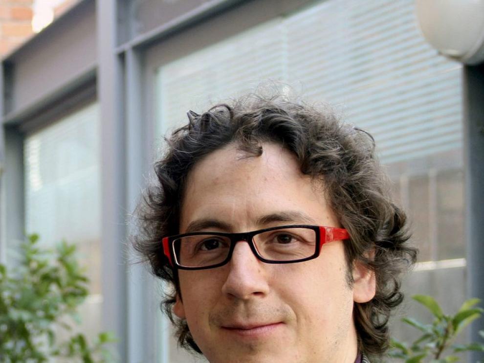 El nuevo director del Instituto de Cinematografía y Artes Audiovisuales, Carlos Cuadros