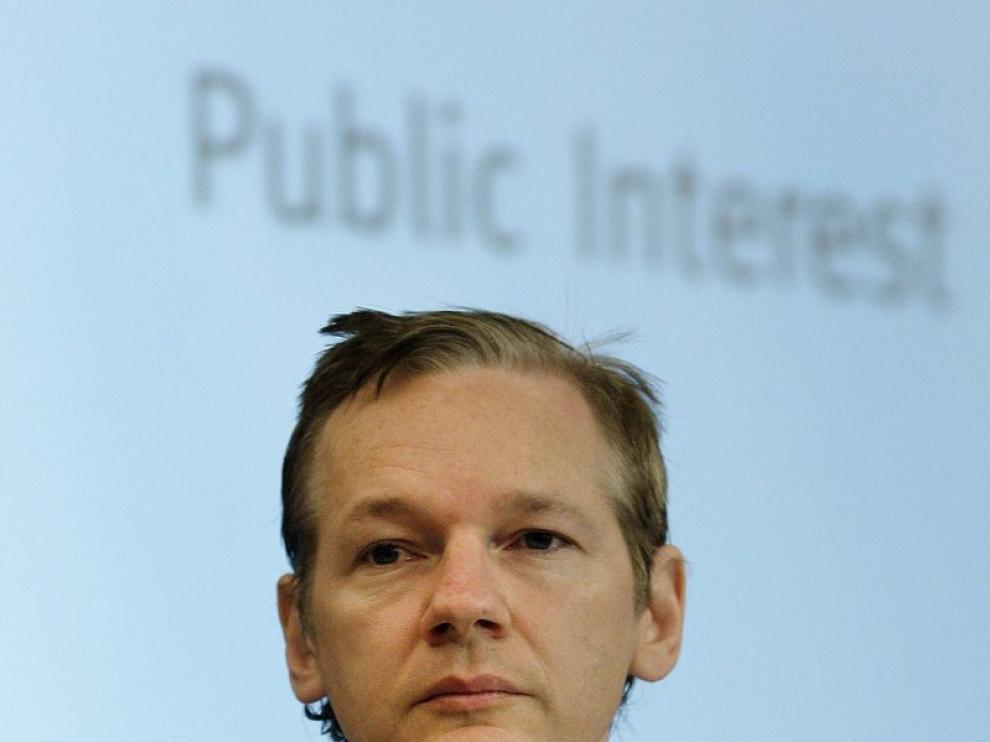 Assange, fundador de Wikileaks