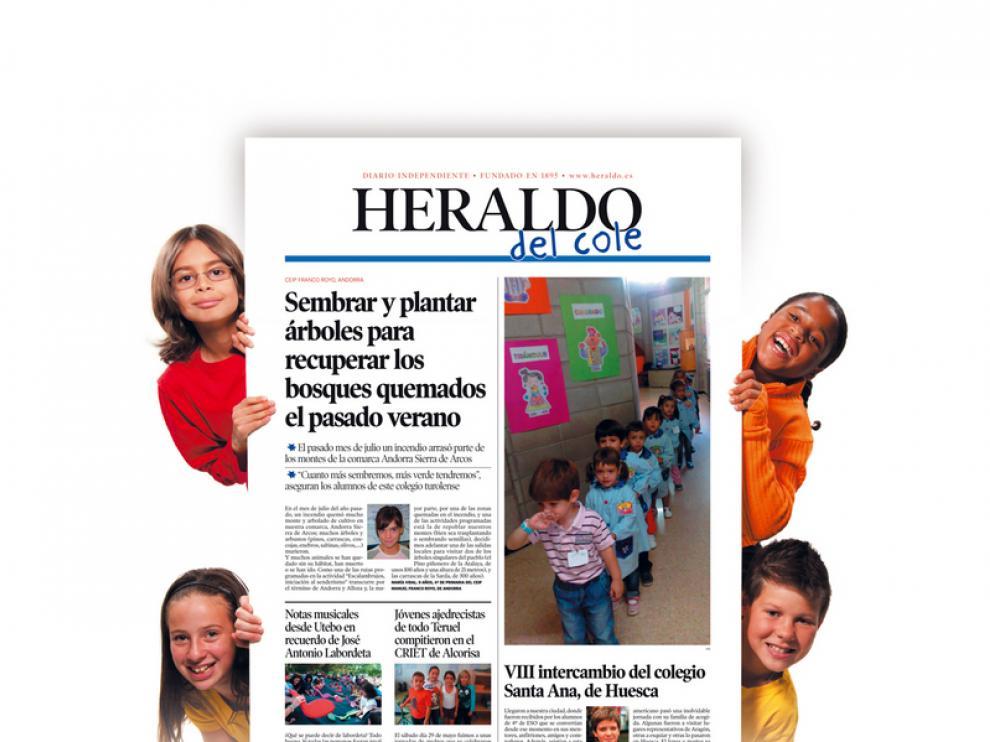 'HERALDO del cole'