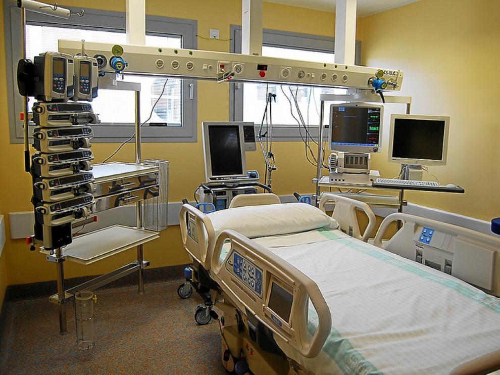 Imagen de una de las salas de la nueva unidad, equipada con las últimas tecnologías.