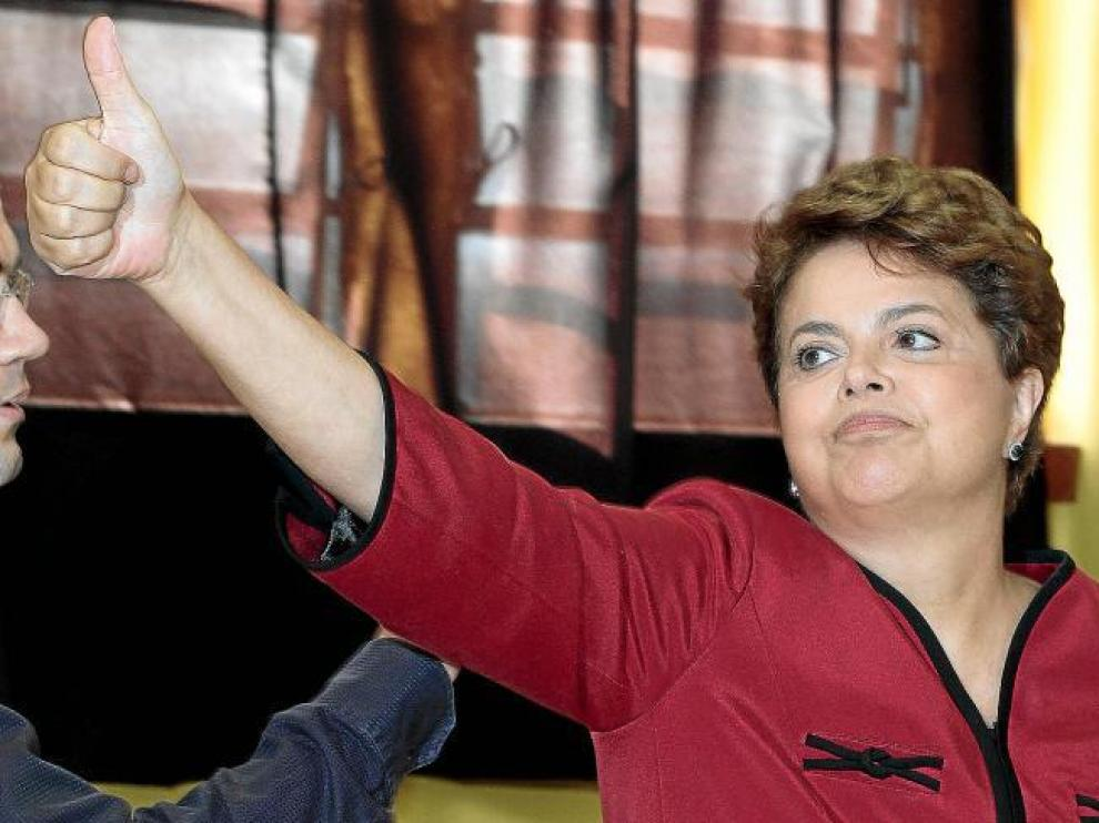 La presidenta brasileña Dilma Rousseff, en una imagen de archivo
