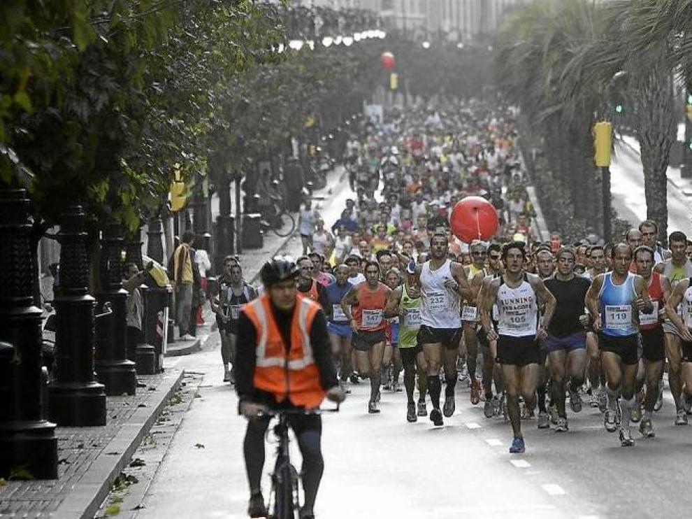 La convocatoria de 2009 alcanzó los 1.554 atletas, lo que supuso todo un récord de participación.