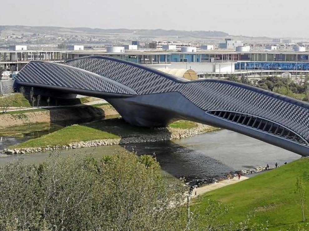Ibercaja invertirá tres millones en su museo de diseño y tecnología  del Pabellón Puente
