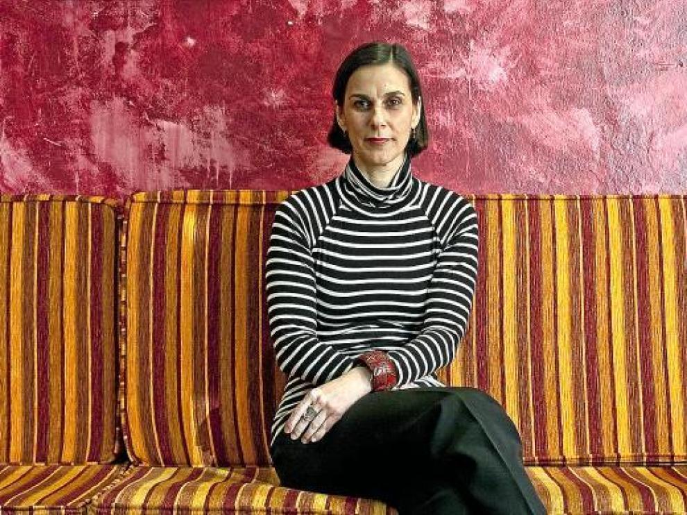 Valeria Bergalli presentó en Cálamo la primera década del elegante sello de Minúscula.