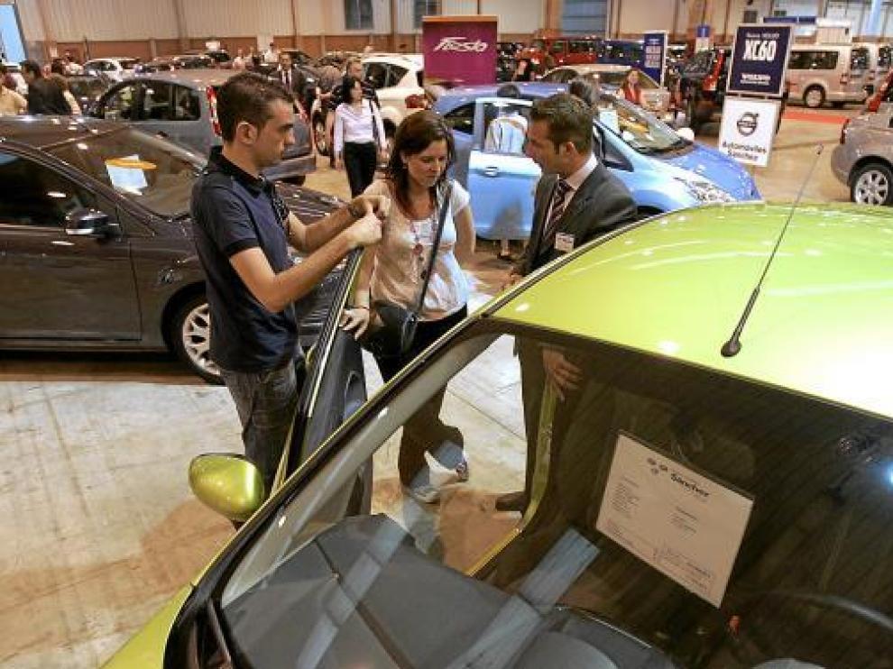 El final de las ayudas a la compra de automóviles ha contribuido al estancamiento del PIB.